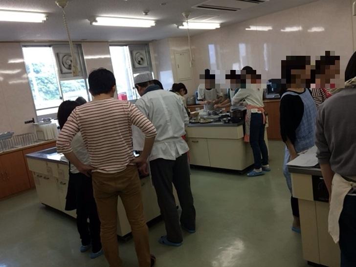 魚捌き方教室2