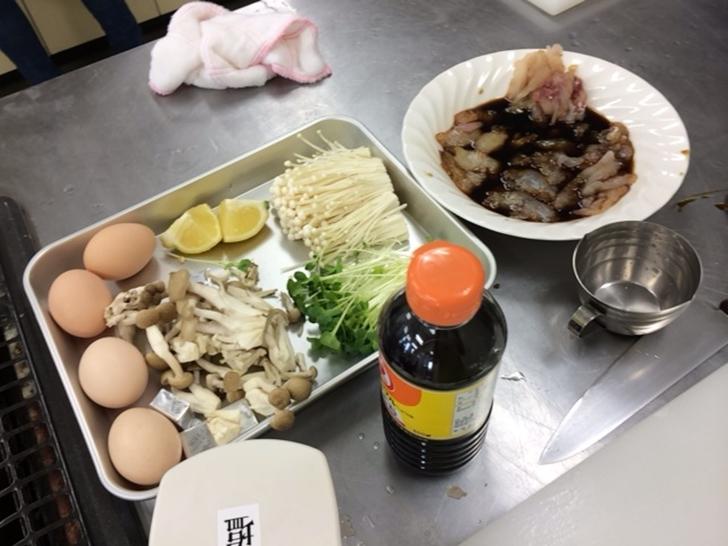 魚捌き方教室3