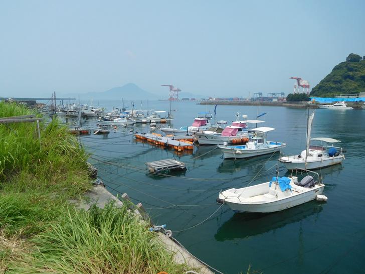 北吉田漁港