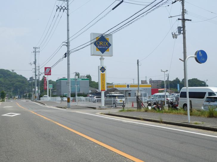 松山空港周辺レンタカー