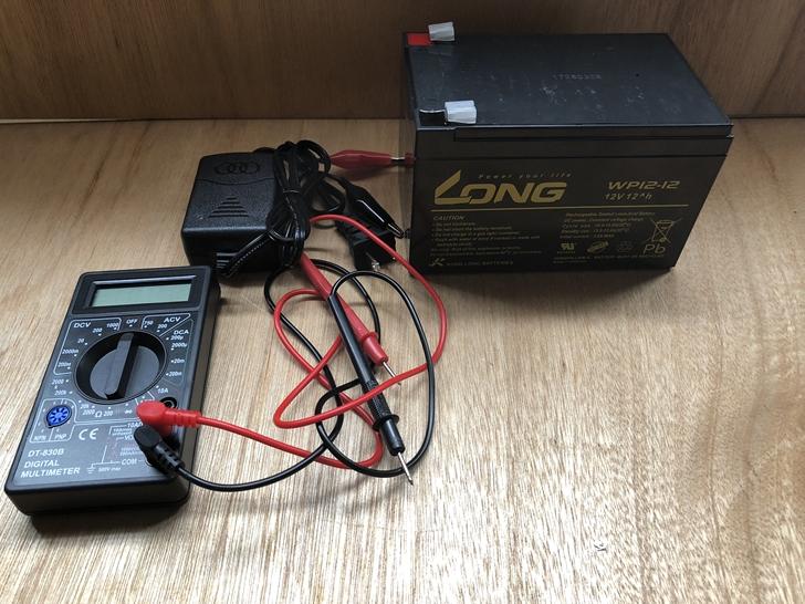 電動リール用バッテリー