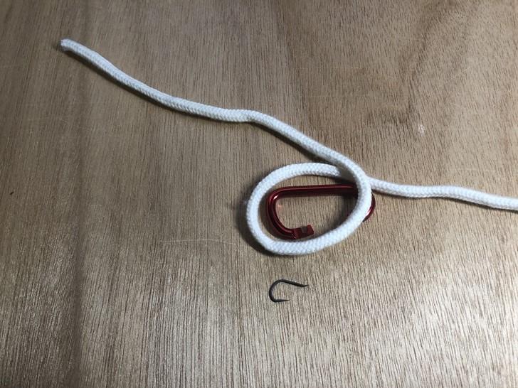 外掛け結びの結び方2
