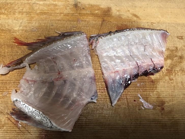鯛の捌き方11